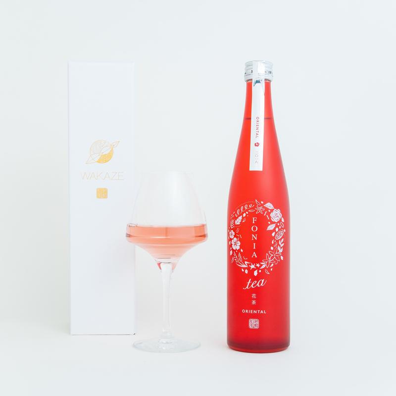 【新商品】FONIA tea ~ORIENTAL~《花茶》 1本