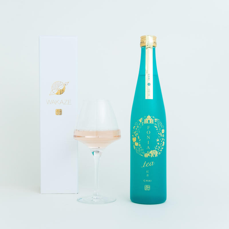 【新商品】FONIA tea ~CHAI~《紅茶》 1本