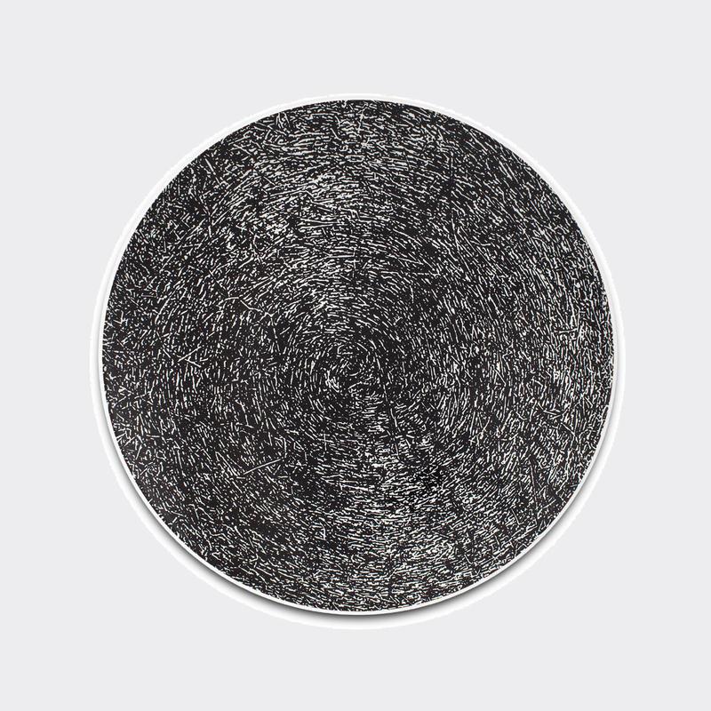 Figgjo  Gras - black 21cm