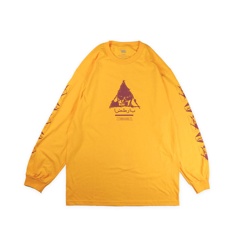 Disorder long sleeve tee