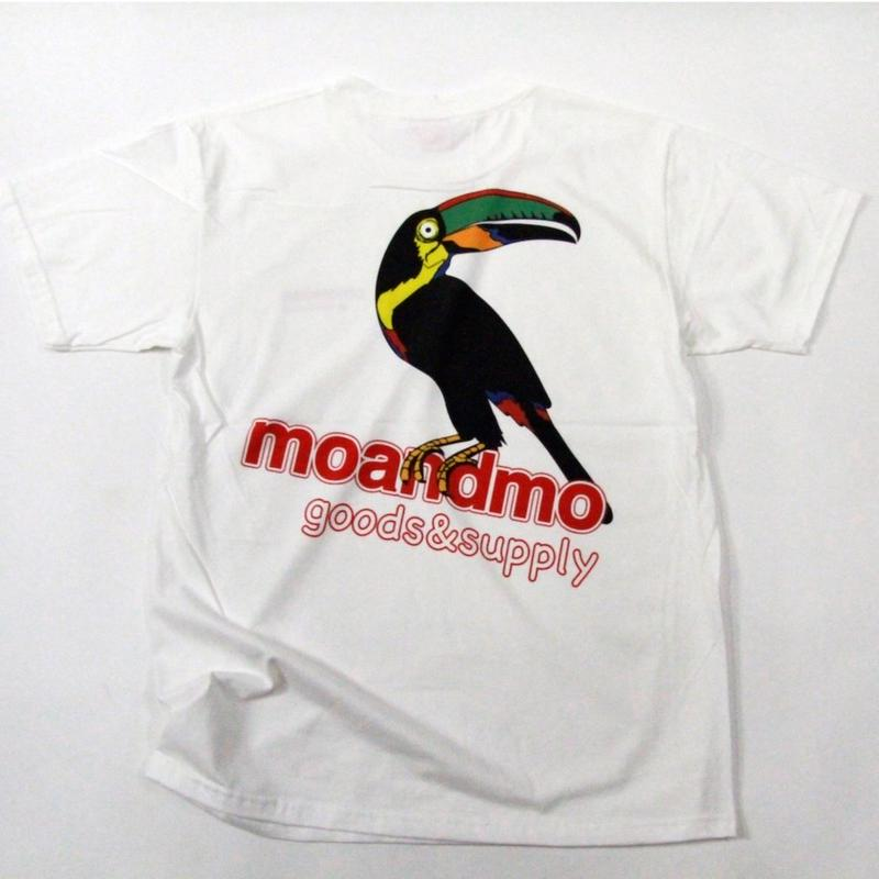 MO AND MO GOODS & SUPPLY - Toucan Tee