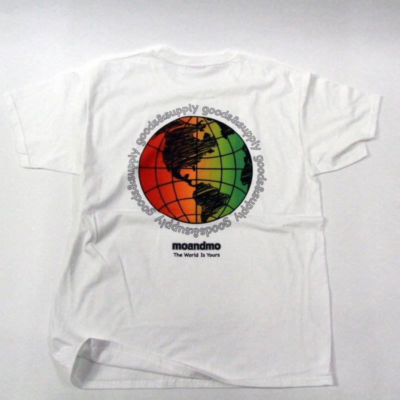Mo and Mo Goods & Supply - World is Yours Tee