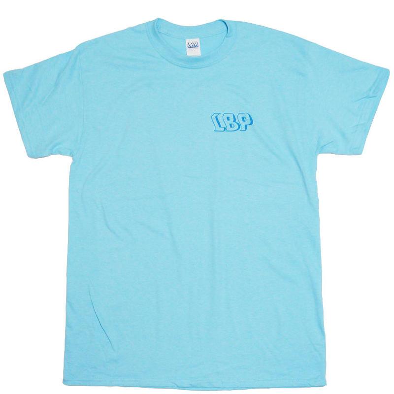 LBPlogoTEE  (SKY/BLUE)