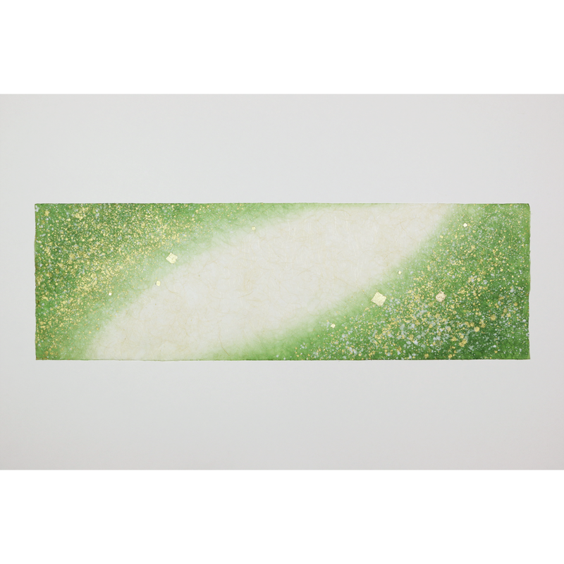 創作デザイン和紙(箔入り)(商品番号:as-1511016)