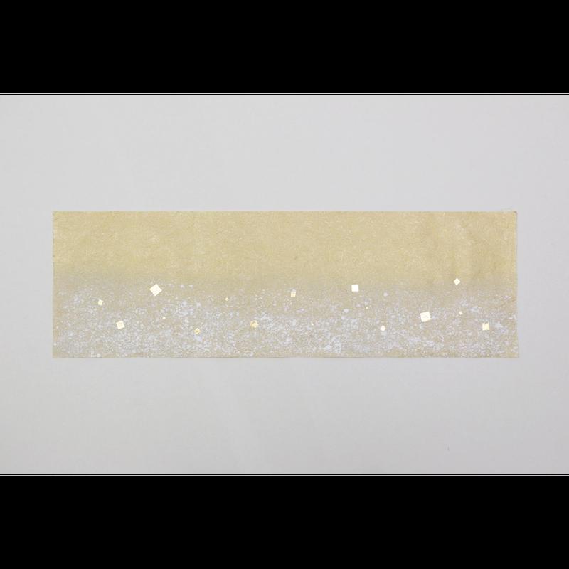 創作デザイン和紙(箔入り)(商品番号:as-181103)
