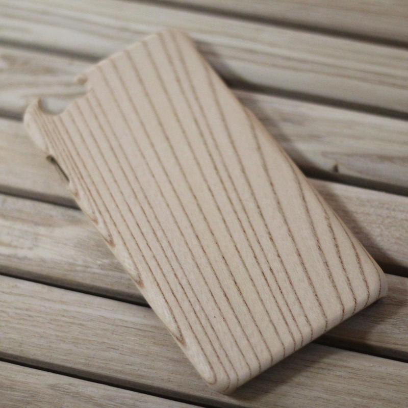 iPhone6プラス木製ウッドケース