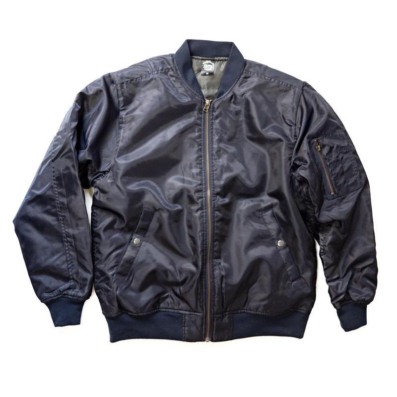 TRFG MA-1ジャケット