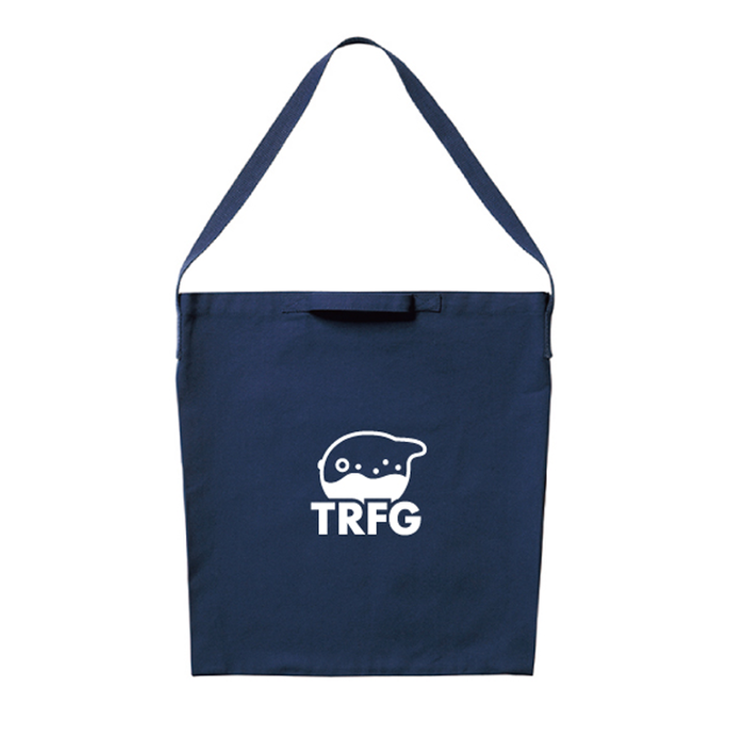 TRFG キャンバストートバッグ