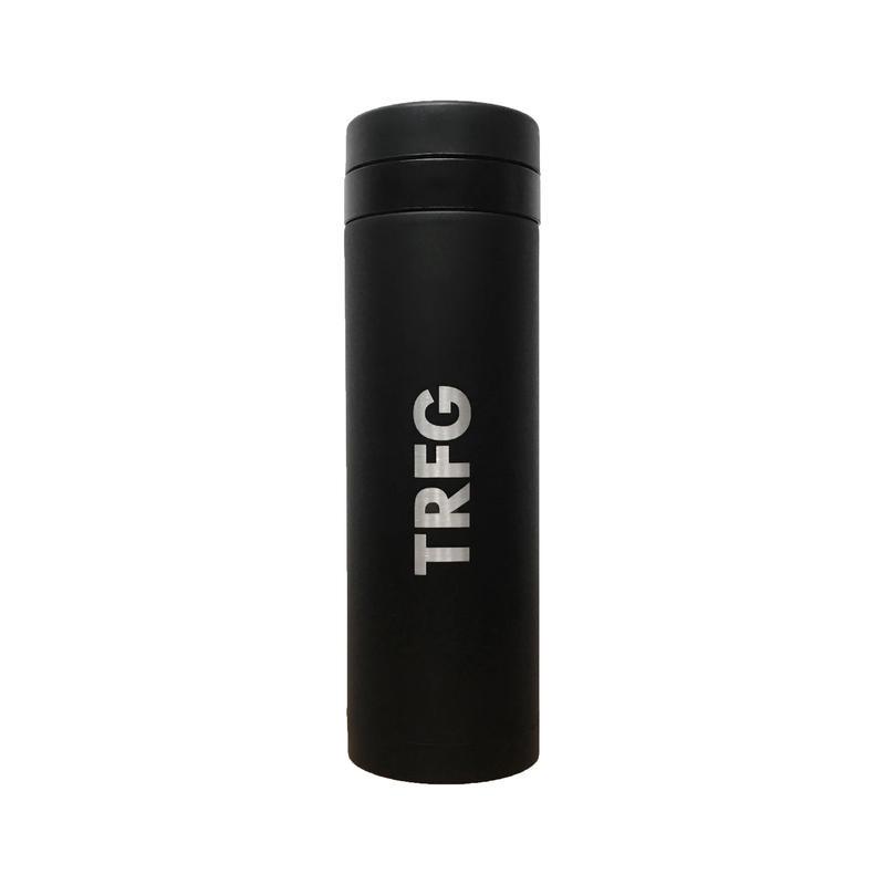 TRFG サーモボトル 500ml マットブラック