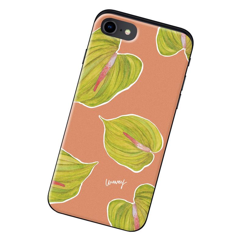 HEARTY<3 Phone Case + カード収納