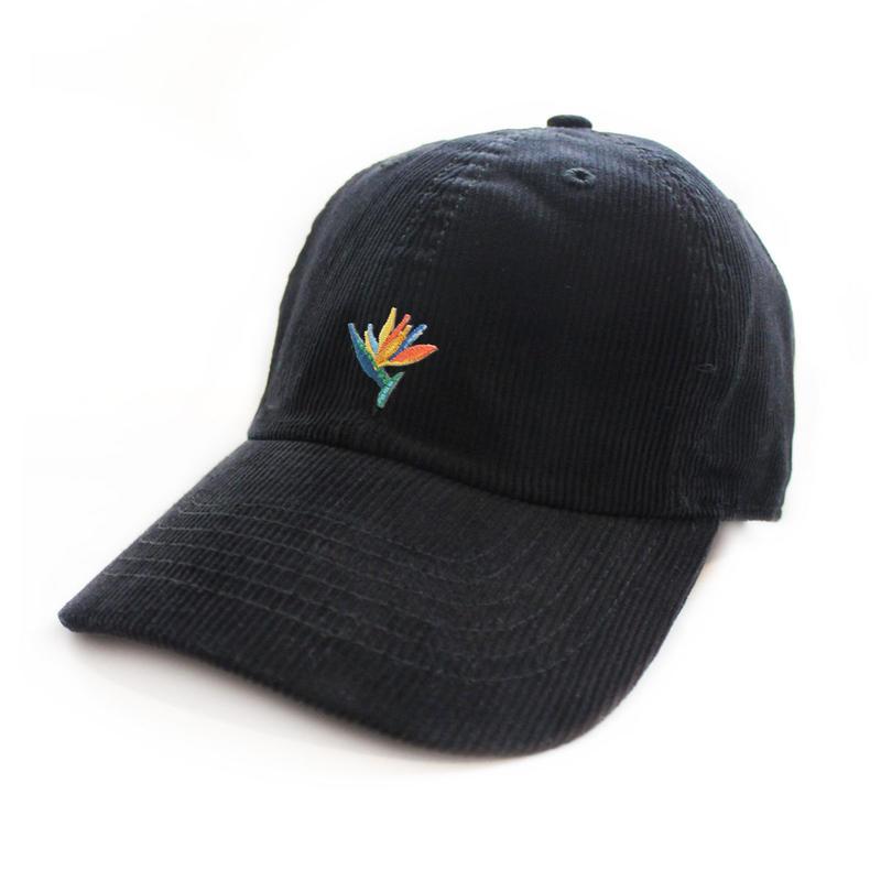 """Birds Of Paradise"" Patch Cap"