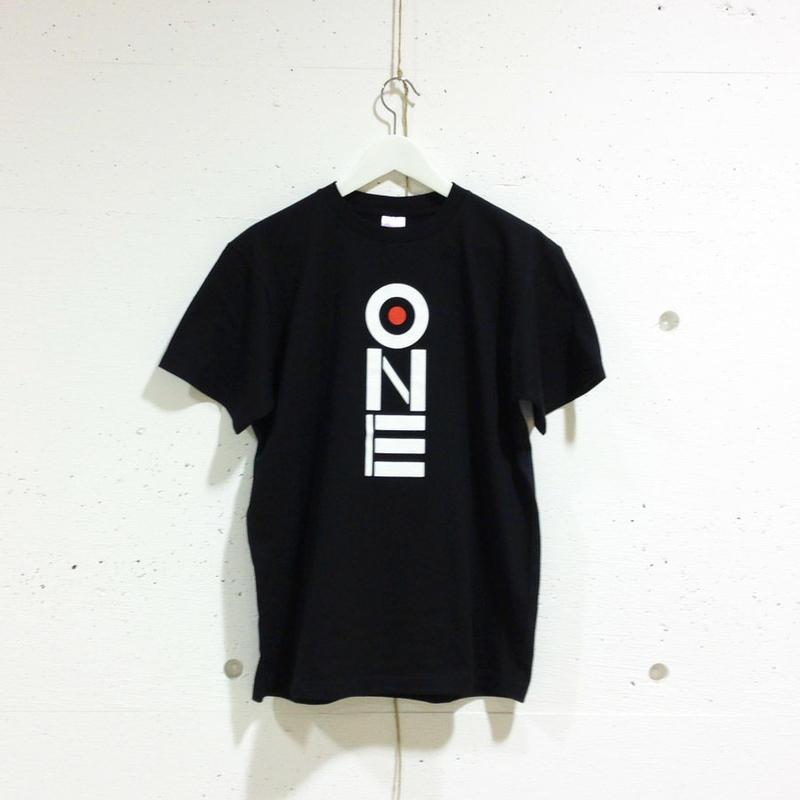 ONE-Tシャツ(black/薄手)