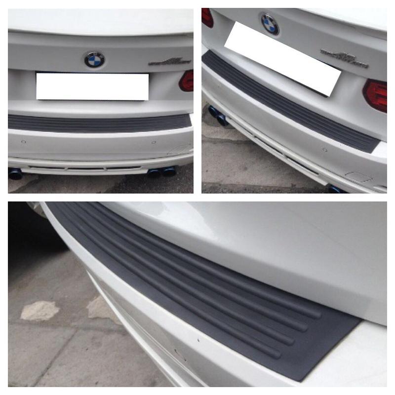 BMW 1シリーズ  リアバンパーガード
