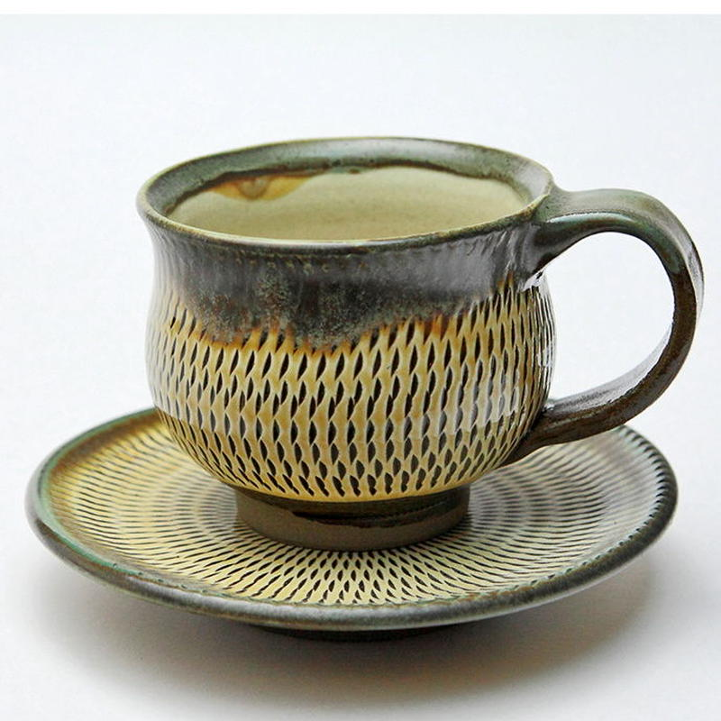 小鹿田焼 コーヒーカップ b