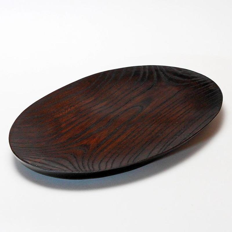 木の器 長丸皿