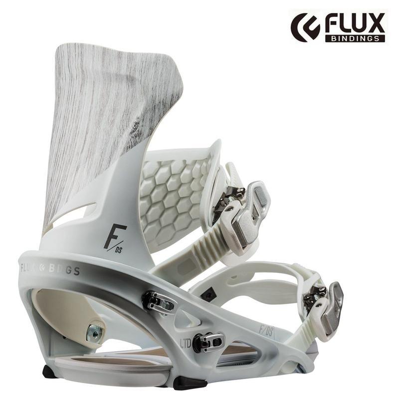 2018-2019 FLUX フラックス ビンディング DS-LTD ディーエスリミテッド White Mサイズ