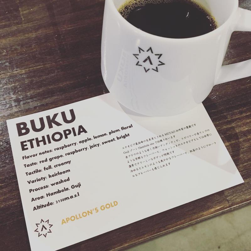 BUKU ETHIOPIA