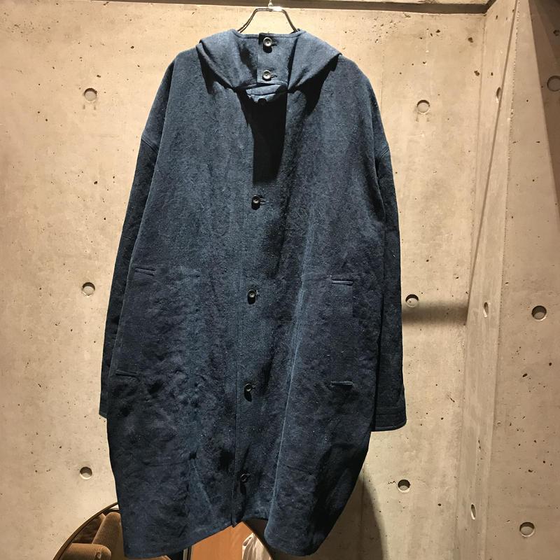 mods denim coat 直営店限定hemp