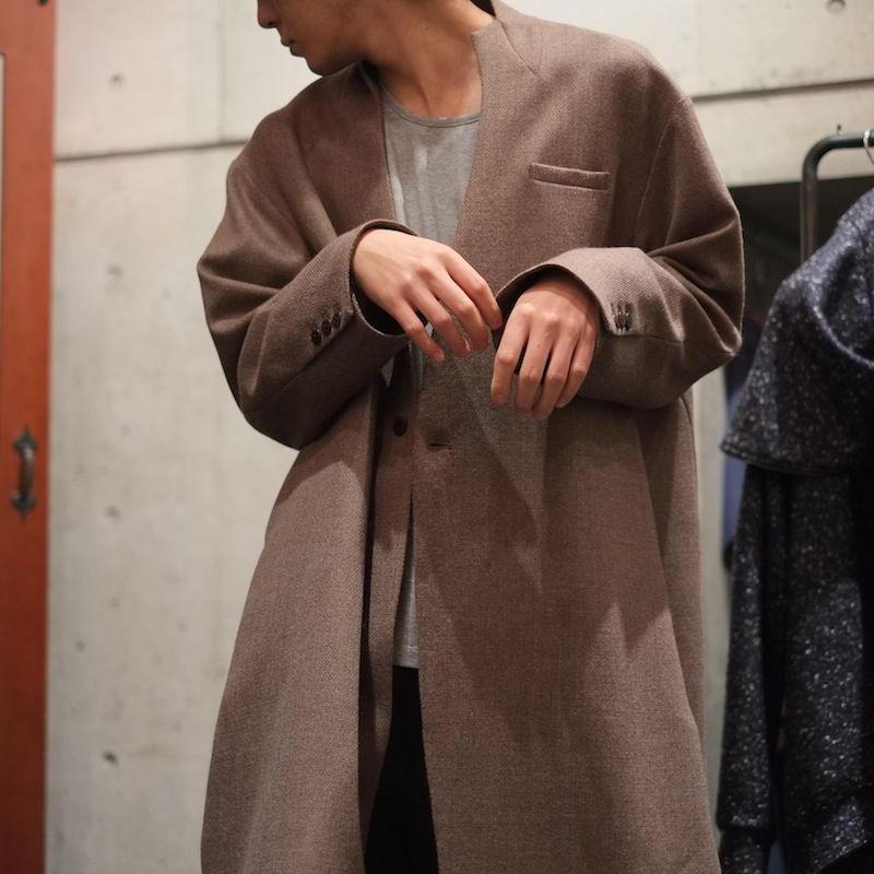 2mm jacket coat black