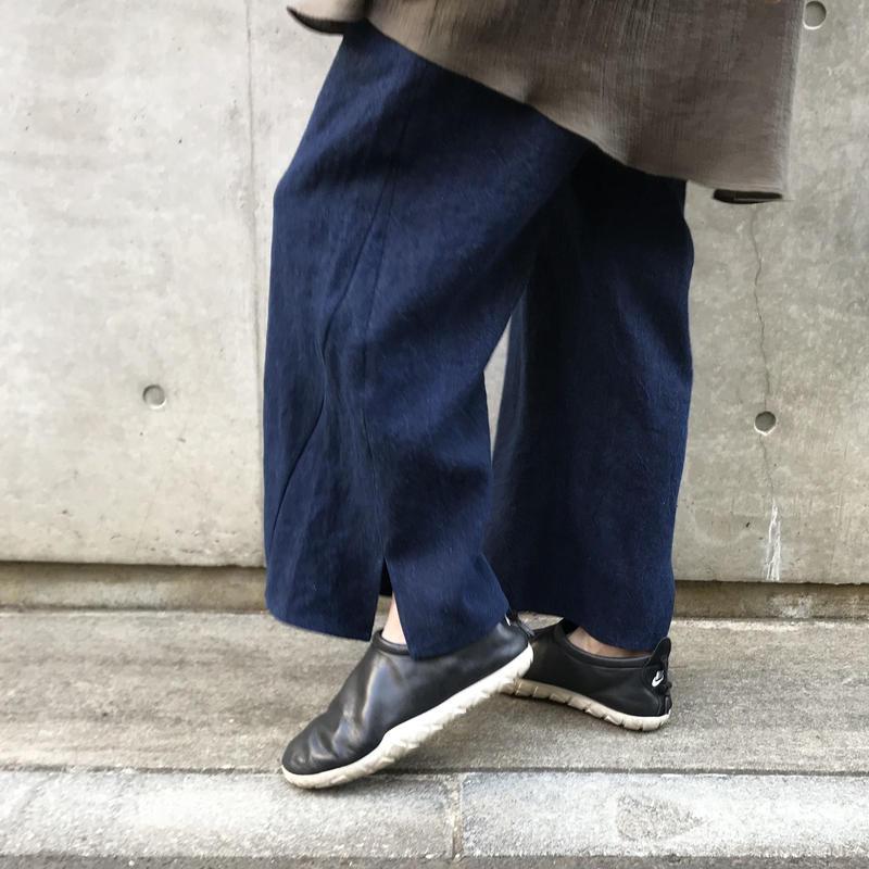10years  hemp pants 直営店限定