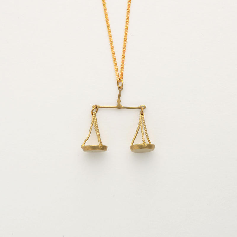 LIBRA series (Necklace)