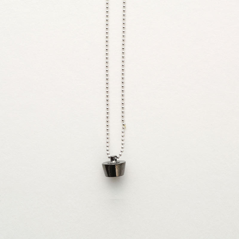 Bath plug necklace