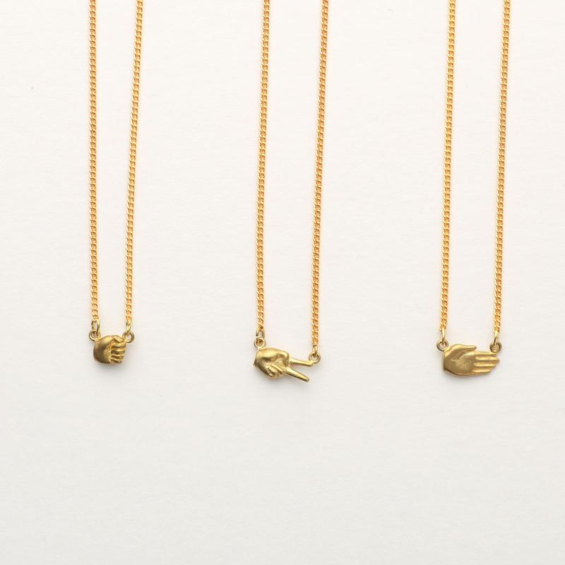 Janken necklace