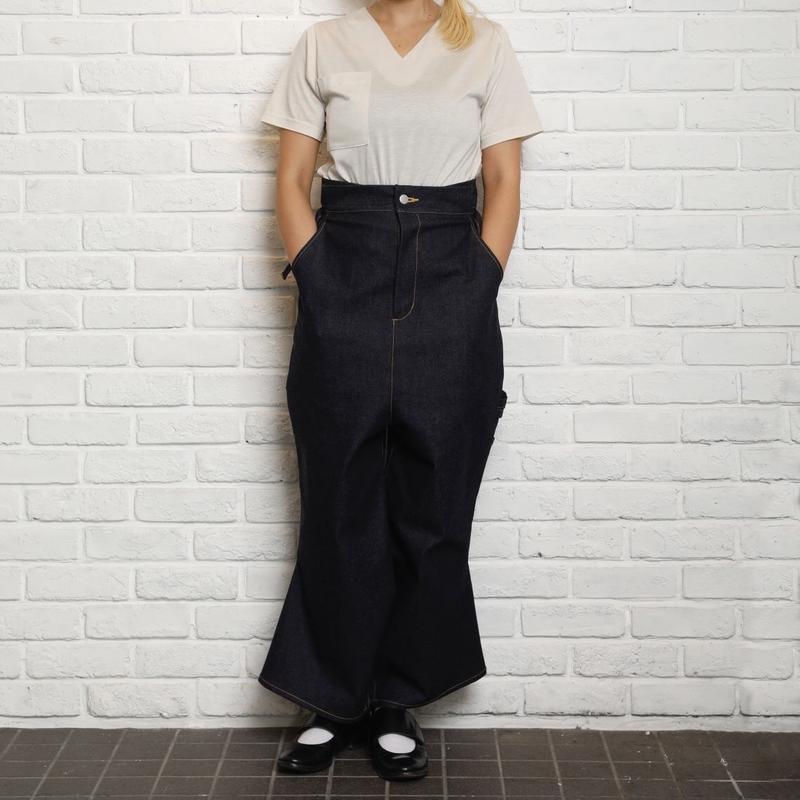 【Aquvii Jeans】aq507 / GRAND (PAINTER PANTS)