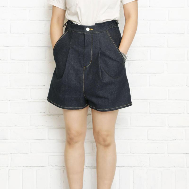 【Aquvii Jeans】aq511 / NGO QUYEN (CONTROL SHORT PANTS)