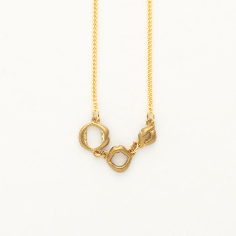 I ♡ U necklace