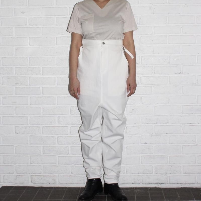 【Aquvii Jeans】aq508 / PILGRAM (SAGGY CONTROL PANTS)