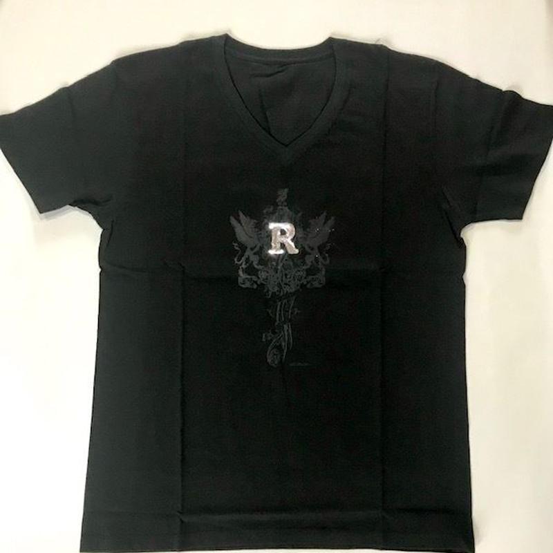 RスパンコールTシャツ