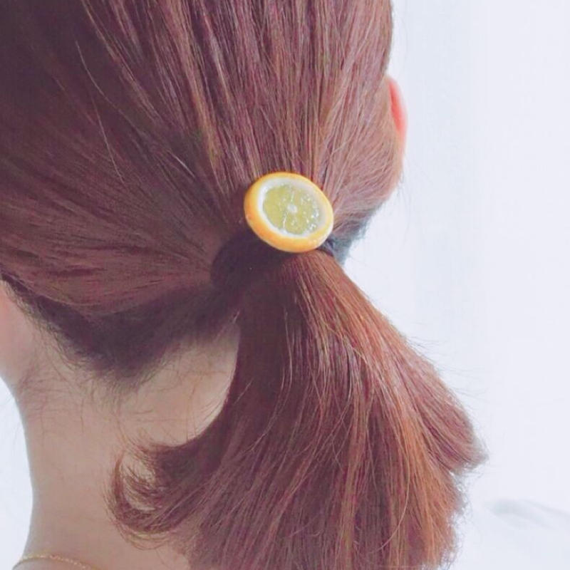 レモンヘアゴム(小)