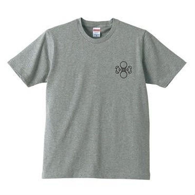 LOGO TEE (Grey)