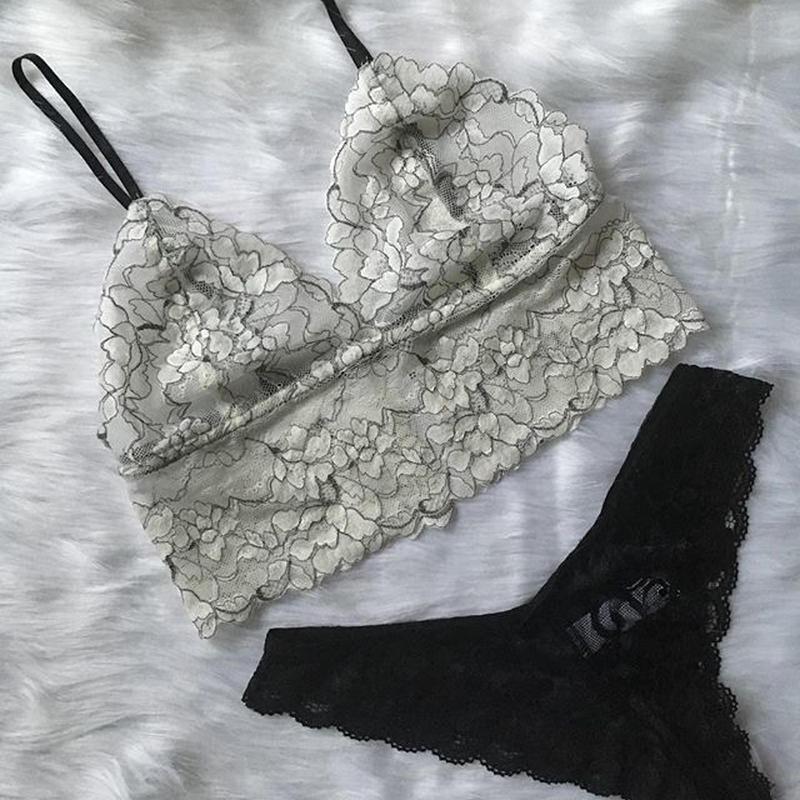 white × black