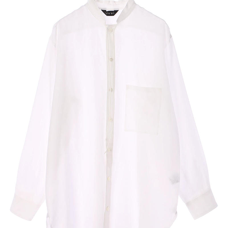Boyfriend Shirt(white)