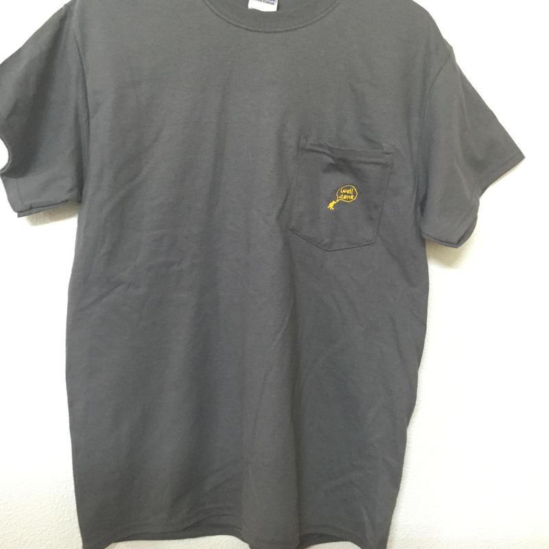 WELLDONE Cotton Pocket T-Shirts