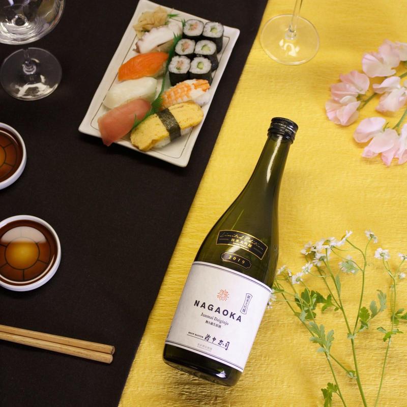 <新酒>花火と育った、癒しのコクと香り。【新潟】NAGAOKA 2018 純米大吟醸