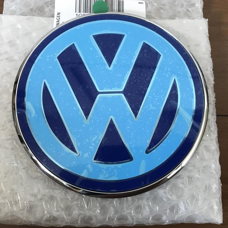 VW 純正 ニュービートル リア エンブレム