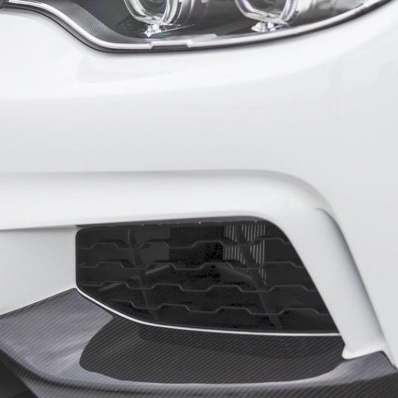 US BMW 純正 435i ZHP  Coupe Edition フロントバンパー グリル 左右セット