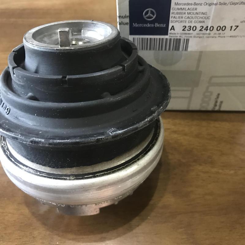 Mercedes-Benz 純正 R230 SL500 エンジンマウント A2302400017