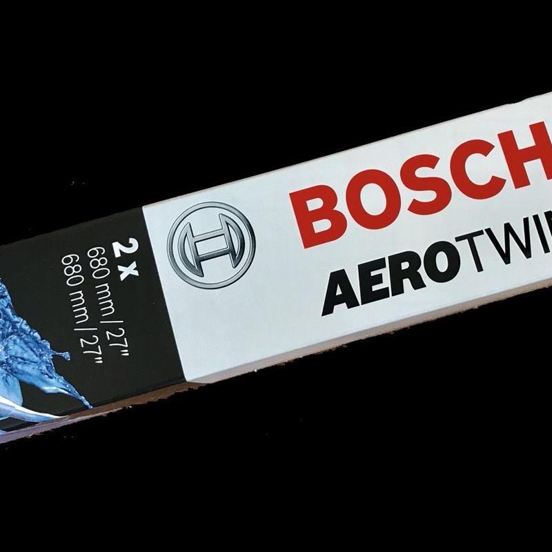 BOSCH エアロツインワイパーブレード (Mercedes-Benz LHD W220 W221 C215 C216)