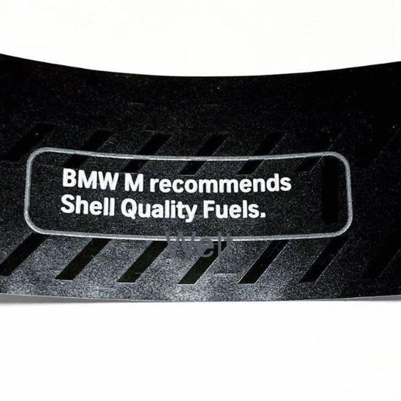 BMW 純正品 M フューエルステッカー