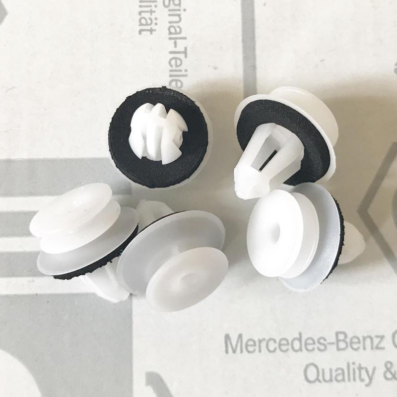 Mercedes-Benz 純正 ドアパネルクリップ 5個セット W220 W219 W211