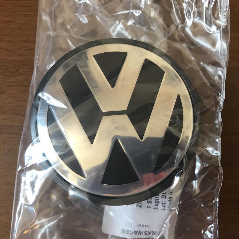 VW トゥアレグ 7L 純正 77mm ホイールセンターキャップ