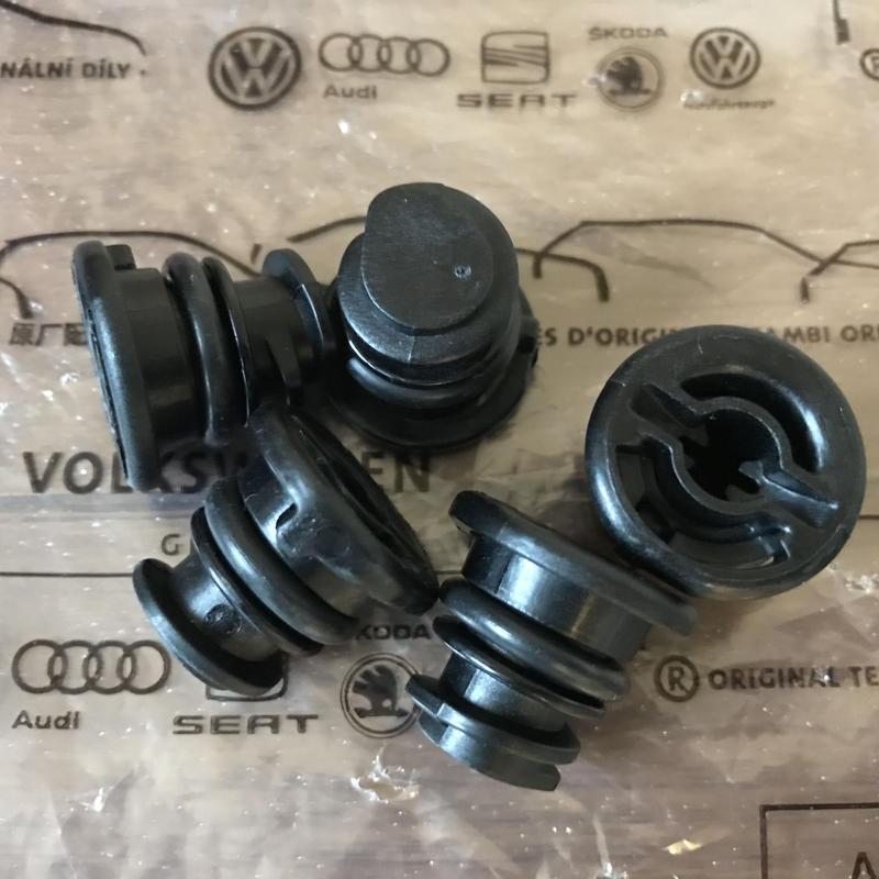 VW Audi  純正 エンジンオイル ドレンプラグ (06L103801) 5個セット