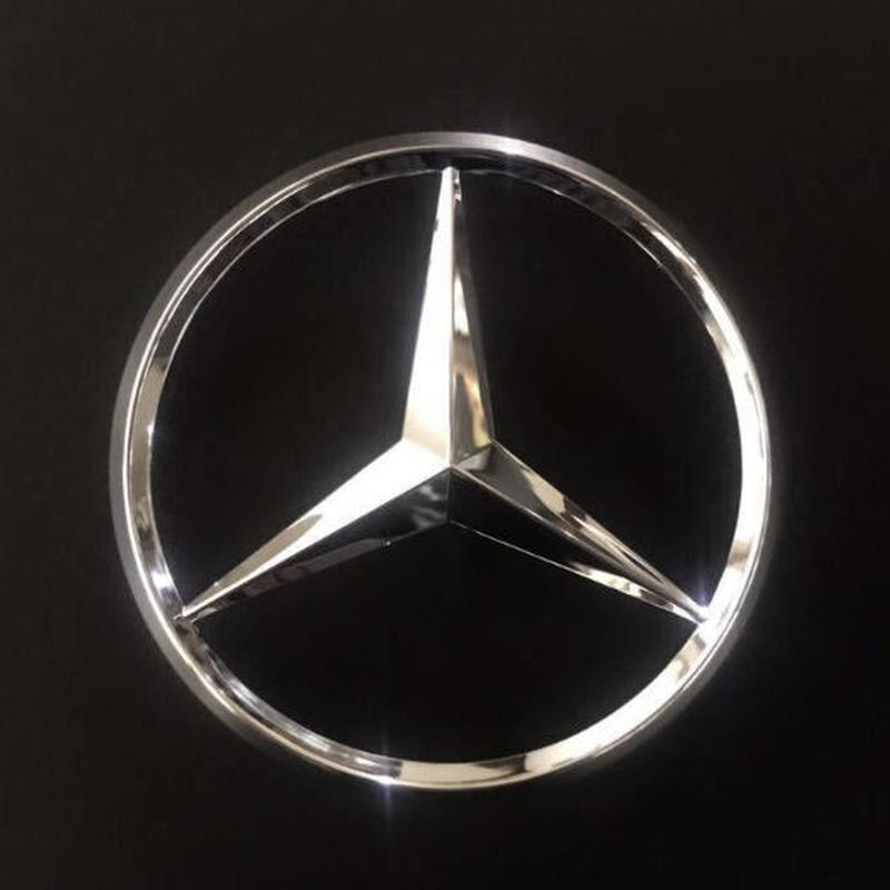 Mercedes-Benz 純正 W203 R230 トランク スターエンブレム