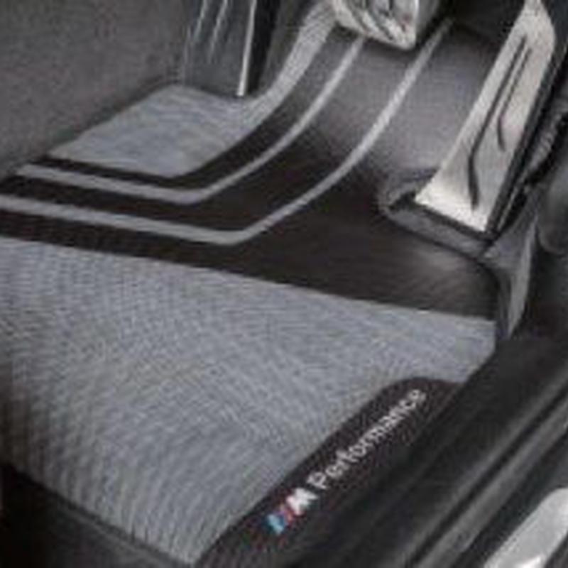 BMW M Performance RHD フロアマットセット F30 F31 F80