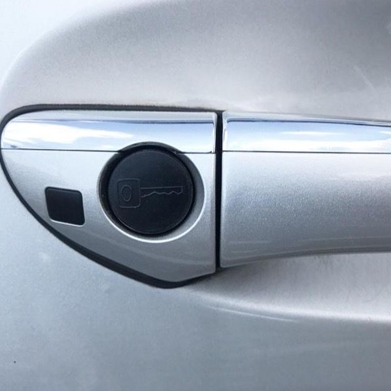 Mercedes-Benz 純正 キーシリンダーカバー W220 C215 W140 W202 W210 R129