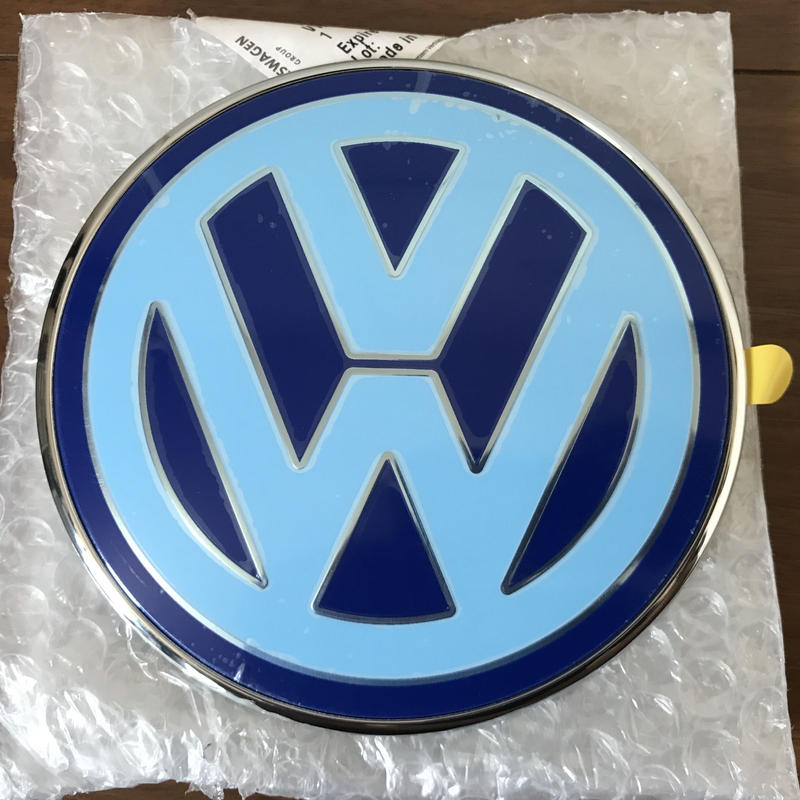 VW 純正 ニュービートル フードエンブレム